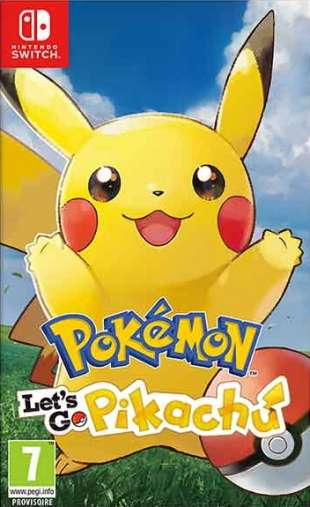 Pokemon: Let's Go, Pikachu!/Let's Go, Eevee!