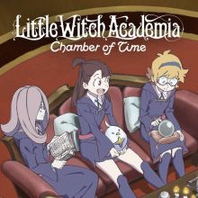 Recenzja: Little Witch Academia: Chamber of Time (PS4)