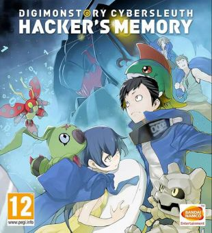 Digimon Story: Cyber Sleuth - Hacker's Memory