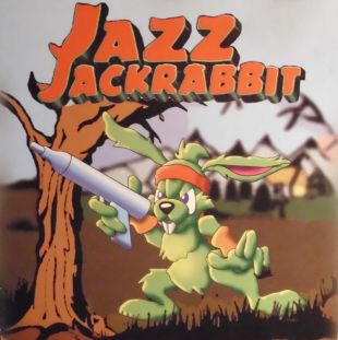Jazz Jackrabbit CD-ROM