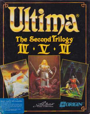 Ultima: The Second Trilogy