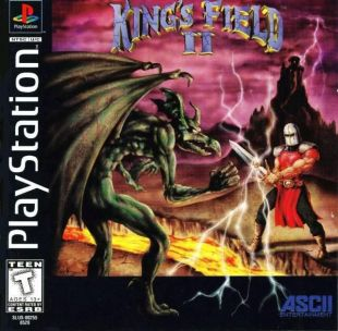 King's Field II (aka King's Field III)