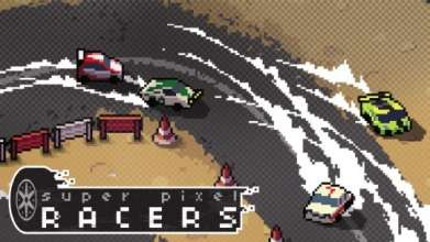 Super Pixel Racers
