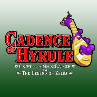 Cadence of Hyrule - Crypt of the NecroDancer Featuring the Legend of Zelda