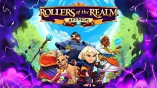 Rollers of the Realm: Reunion
