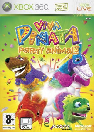 Viva Piñata: Party Animals