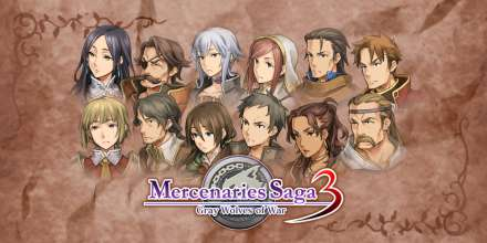 Mercenaries Saga 3: Grey Wolves of War