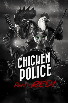 Chicken Police: Paint It Red