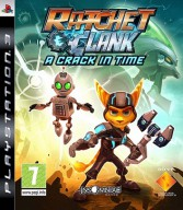 Recenzja: Ratchet & Clank: A Crack in Time (PS3)