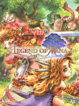 Legend of Mana (remaster)