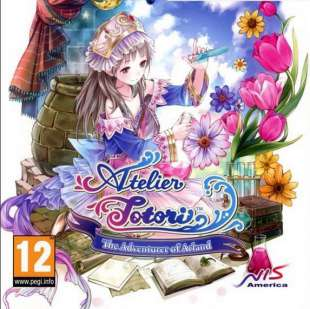 Atelier Totori: The Adventurer of Arland DX