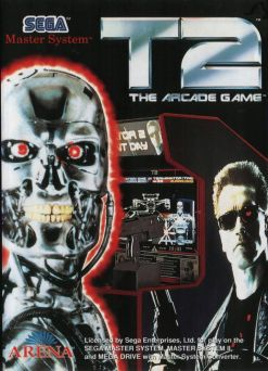 T2: The Arcade Game
