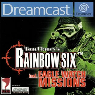 Tom Clancy's Rainbow Six (Sega DreamCast)