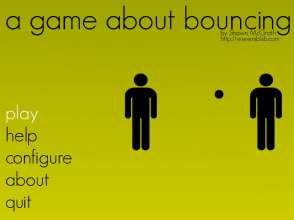 A Game About Bouncing