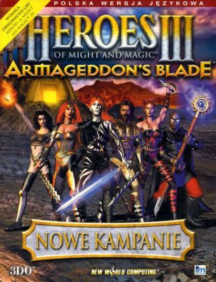 Heroes of Might & Magic III: Ostrze Armageddonu