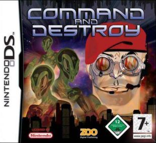 Command And Destroy