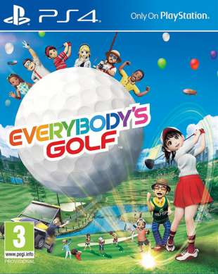 Everybody's Golf (2017)