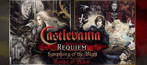 Castlevania Requiem: Symphony of the Night & Rondo of Blood - recenzja. Smaczny dwupak
