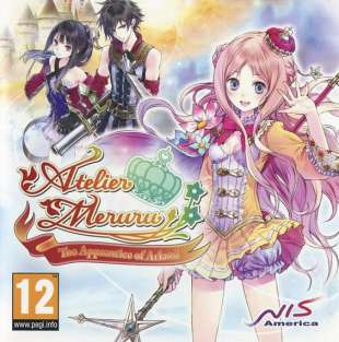 Atelier Meruru: The Apprentice of Arland DX