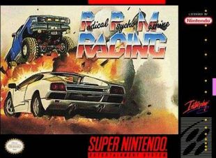 Radical Psycho Machine Racing