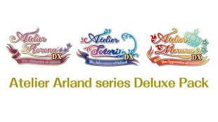 Atelier Arland Series Deluxe Pack