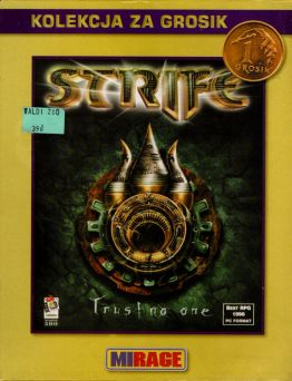Strife:  Quest for the Sigil