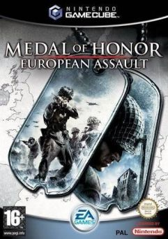 Medal of Honor: Wojna w Europie (aka. European Assault)