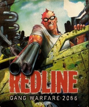 Redline: Gang Warfare: 2066