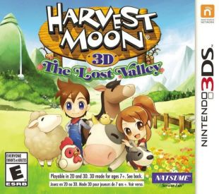 Harvest Moon 3D: The Lost Valley