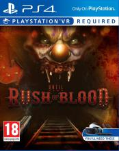 Recenzja: Until Dawn: Rush of Blood (PS4)