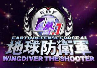 Earth Defense Force 4.1 Wing Diver The Shooter