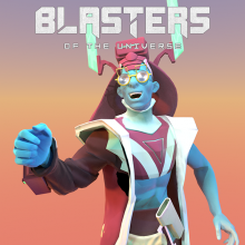 Recenzja: Blasters of the Universe (PS4/VR)