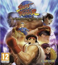 Recenzja: Street Fighter 30th Anniversary Collection (PS4)