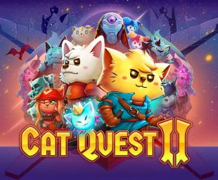 Cat Quest II: The Lupus Empire
