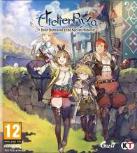 Atelier Ryza: The Queen of Eternal Darkness and Secret Hideout