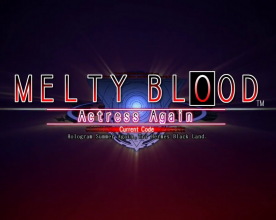 Melty Blood: Actress Again Current Code