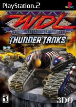 World Destruction League: Thunder Tanks