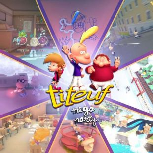 Titeuf: The Game