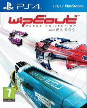 Recenzja: WipEout Omega Collection VR (PS4)