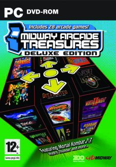 Midway Arcade Treasures Deluxe Edition