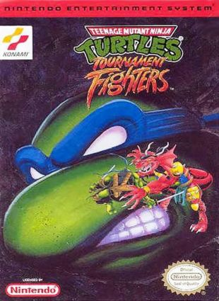 Teenage Mutant Hero Turtles: Tournament Fighters