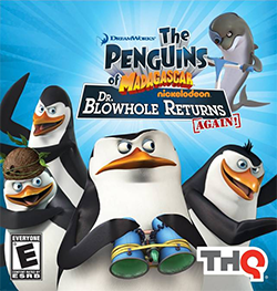 The Penguins of Madagascar: Dr. Blowhole Returns - Again!