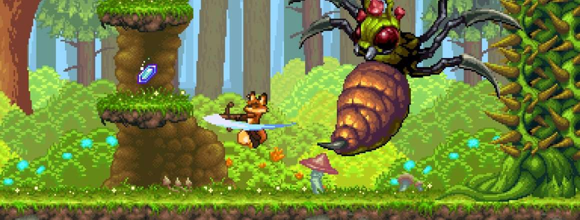 Fox n Forests (NS)