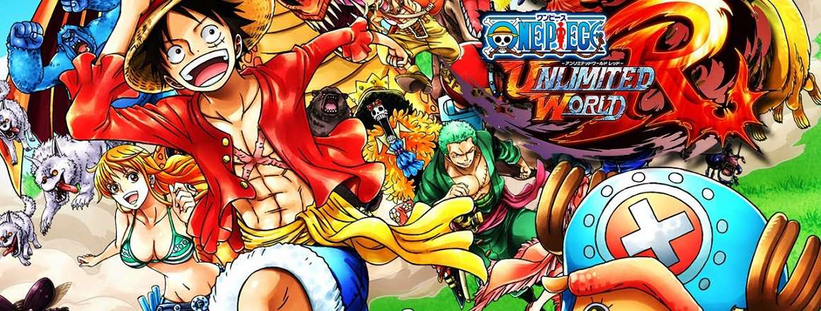One Piece: Unlimited World Red Deluxe Edition - recenzja gry