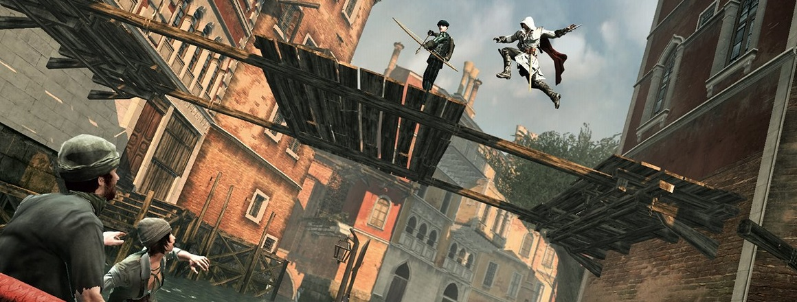 TOP 10 gier z serii Assassin's Creed