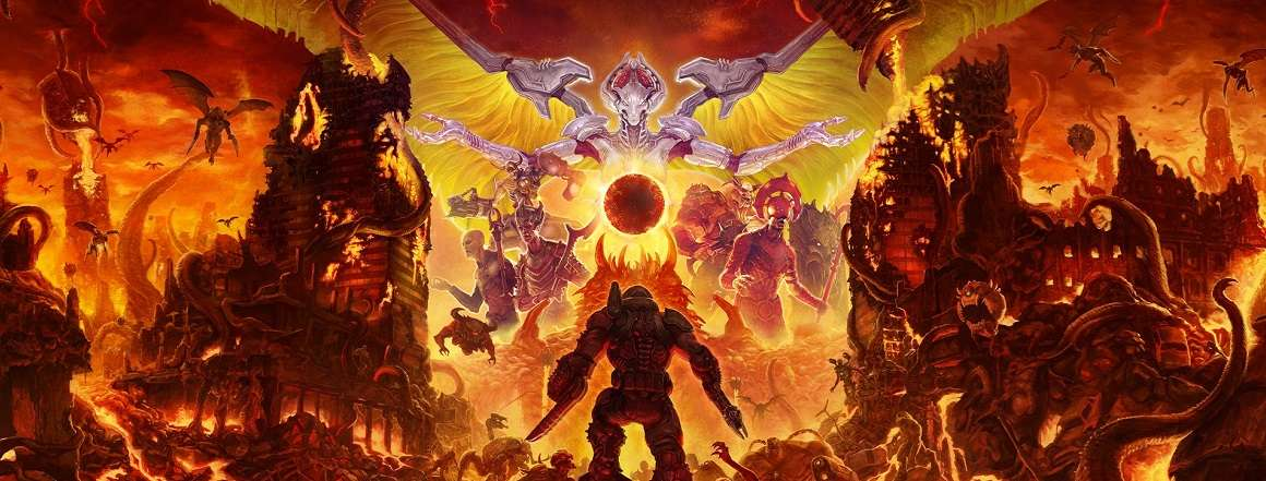 Doom Eternal (PS4, Xbox One, Switch, PC). Premiera, cena, informacje o grze