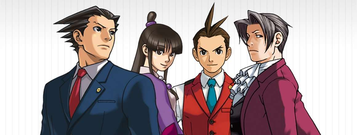 Phoenix Wright: Ace Attorney Trials and Tribulations (Wii)