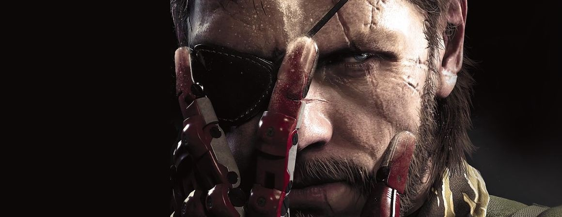 Metal Gear Solid V: The Phantom Pain (PS4)