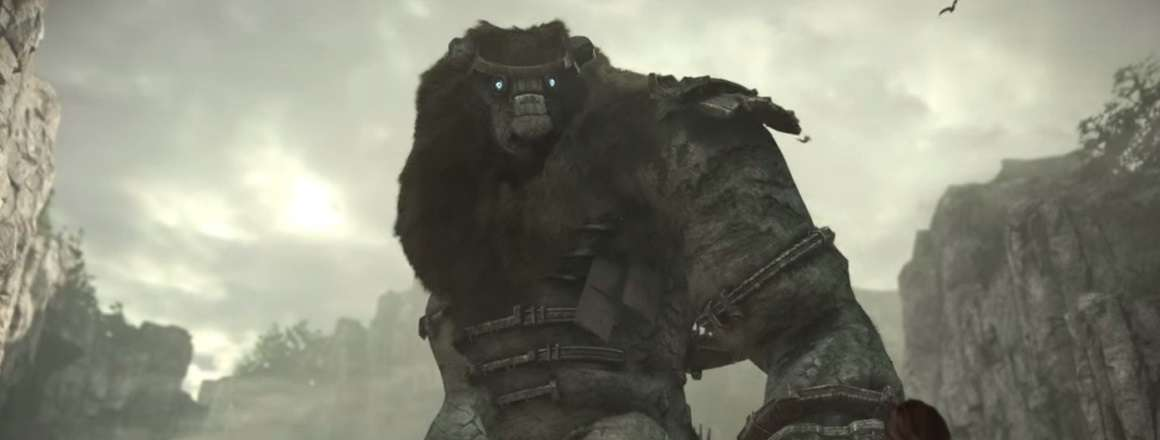 Shadow of the Colossus (2018) (PS4)