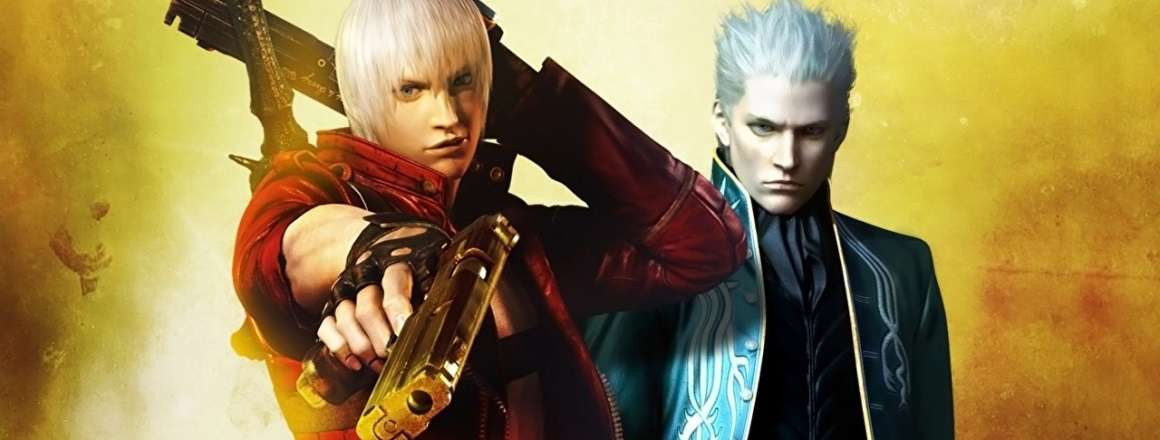 Devil May Cry HD Collection (2018) (PS4)